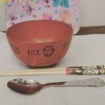 My茶碗、箸、スプーンヽ(´▽`)/