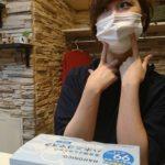 マスク1枚プレゼントしています!!
