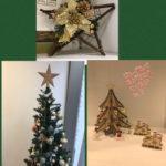 こじんまりとクリスマス